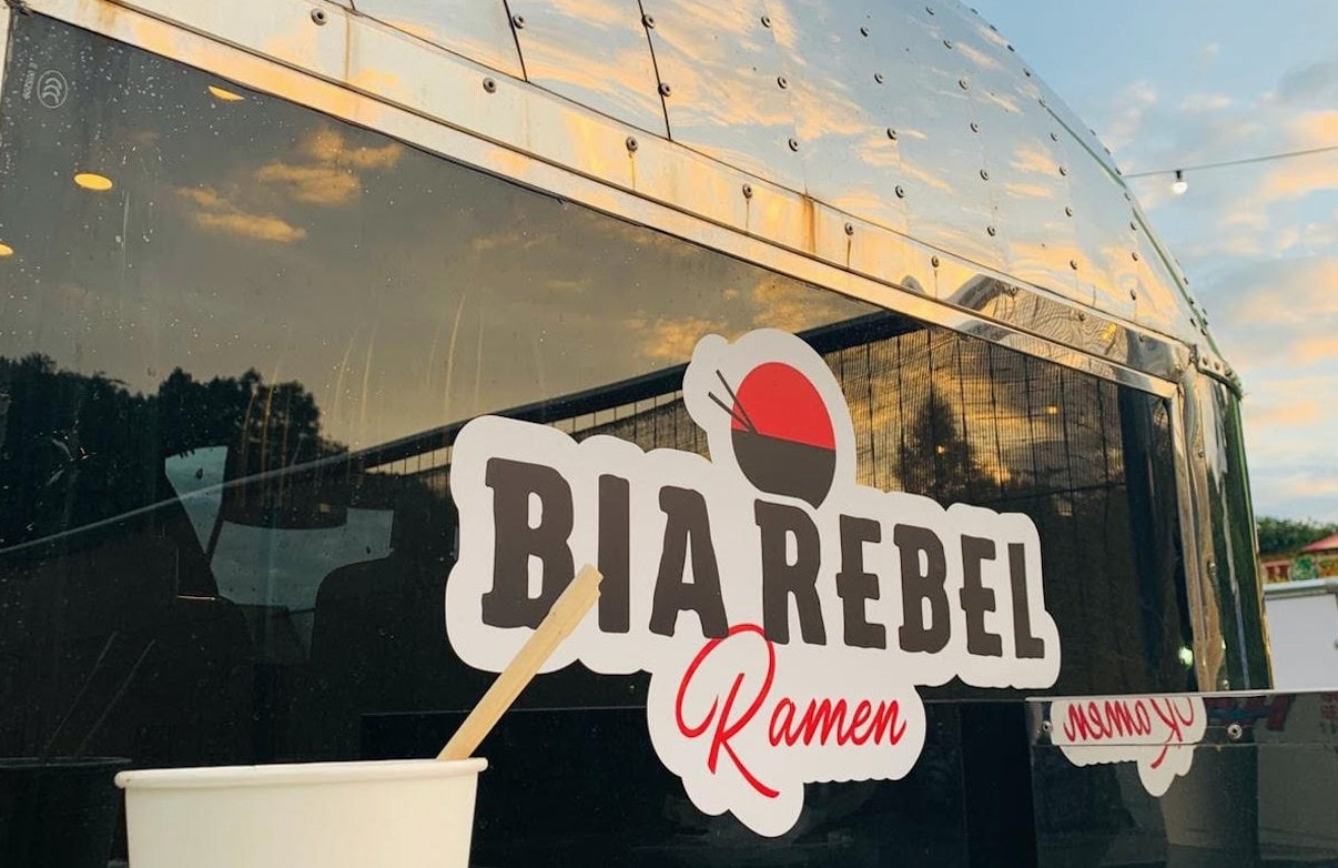 A very famous food truck opens in Cork today (for one month