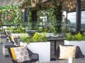 FIRST LOOK: A new botanical-themed terrace just opened at the Montenotte Hotel
