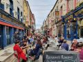 Four more Cork streets to receive parasols and awnings for outdoor dining