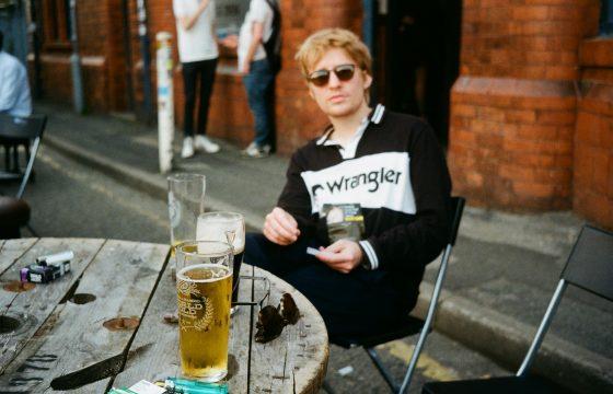 Outdoor drinking