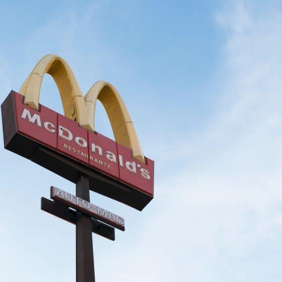 McDonald's Cork