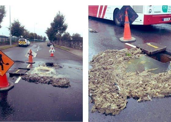 Cork sewer