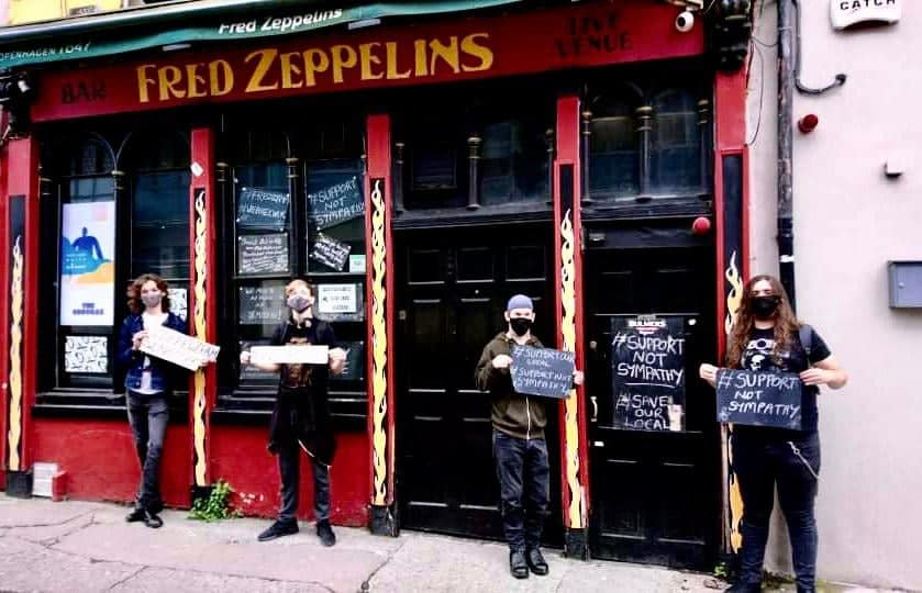 Fred Zeppelins
